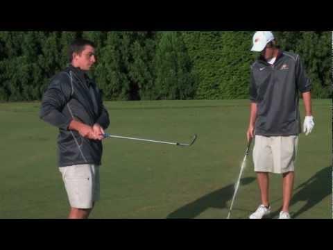 No Seniors on Men's Golf Team