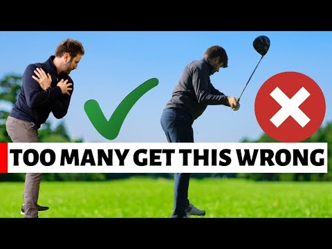 AWESOME TIP THAT TOO MANY GOLFERS GET WRONG