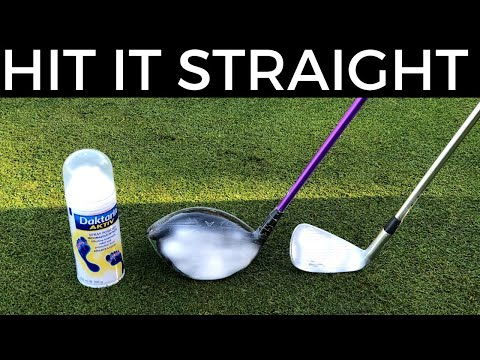 Hit Your Driver and Irons Straight for Beginners