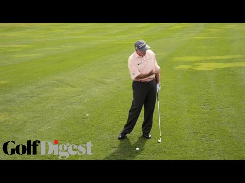 Butch Harmon on How To Hit More Greens From 150 Yards | Golf Lessons | Golf Digest