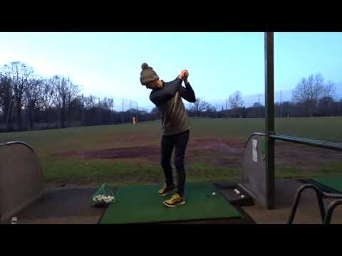How to teach yourself the golf swing – golfing left pt 3