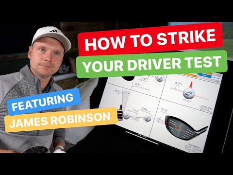 HOW TO STRIKE YOUR DRIVER AND HOW TO TEST STRIKE