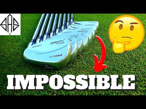 THE TOUGHEST GOLF CLUBS I HAVE EVER HIT – OLD SCHOOL BLADES