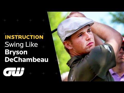 Swing Like Bryson DeChambeau | Coaching Anna | Golfing World