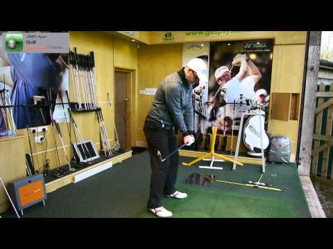 The Golf Swing Stay Connected On The Backswing