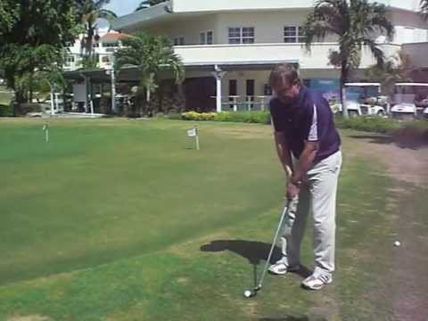 Golf tip: Golf drill for Better chipping in your short game http://andrewlinchgolf.com