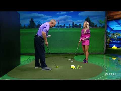 School of Golf: Indoor Practice Tips | Golf Channel