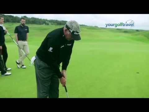 Darren Clarke Golf Tips – How to improve your putting