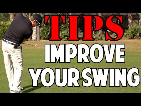 How To Improve Your Golf Swing   Tips For Fast Learning