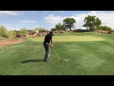 Chipping Your Ball Close to the Hole