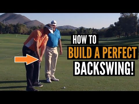 How to Build a Perfect Golf Backswing!