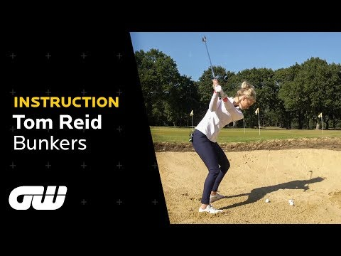 The Key to Consistent Bunker Shots   Tom Reid Golf Tips   Golfing World