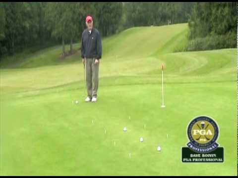 Golf Tips – Putting Ladder Drill