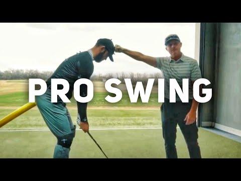 PGA Tour Player Swing | Brodie Smith & Cameron McCormick