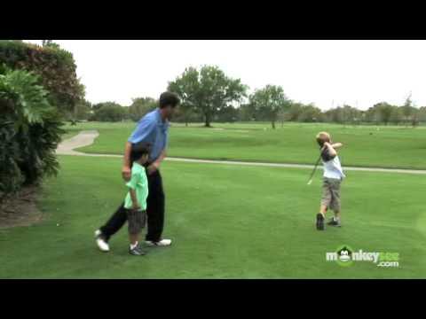 Teaching Kids to Play Golf