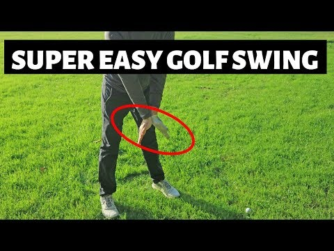 The golf swing made SUPER EASY