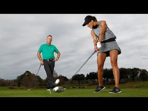 Rafael Nadal Backhand Drill | Fix Your Slice | GOLF.com