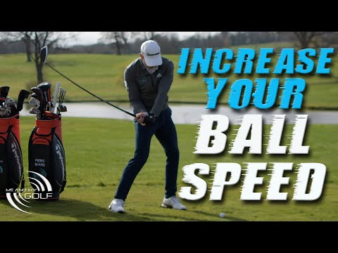 INCREASE YOUR BALL SPEED WITH THESE 2 GOLF SWING DRILLS   ME AND MY GOLF
