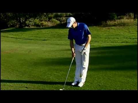 Sergio Garcia Iron Striking Golf Tip