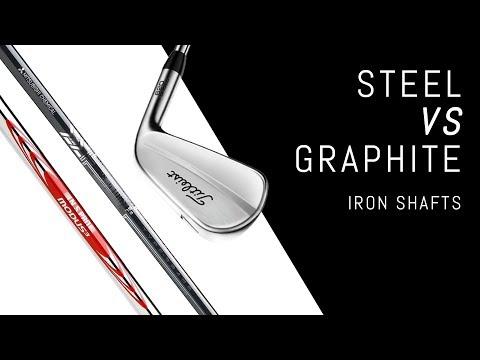Graphite vs. Steel Iron Shafts – Performance Test