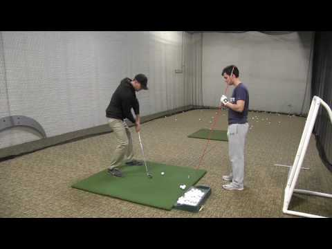 GOLF: How To Eliminate Head Movement In The Downswing – Part 1 of 3