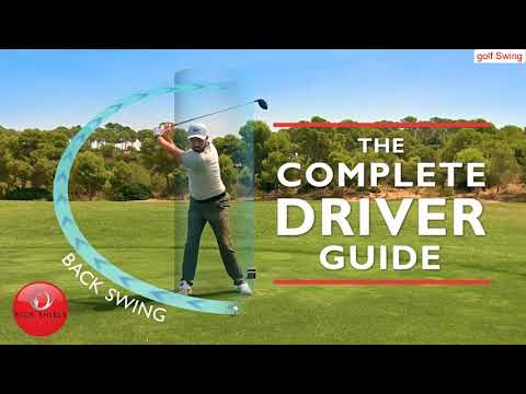 Arms in golf swing –  what the golf secret room –  hips in golf swing