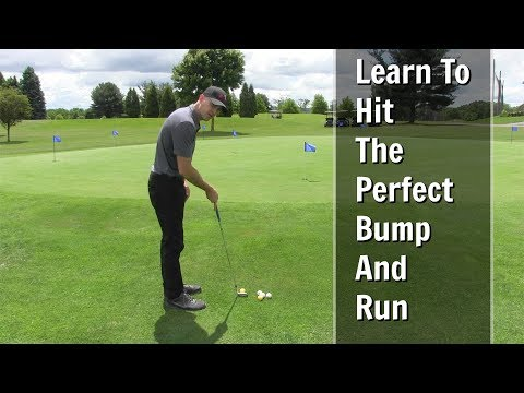 GOLF: Learn To Hit The Perfect Bump And Run