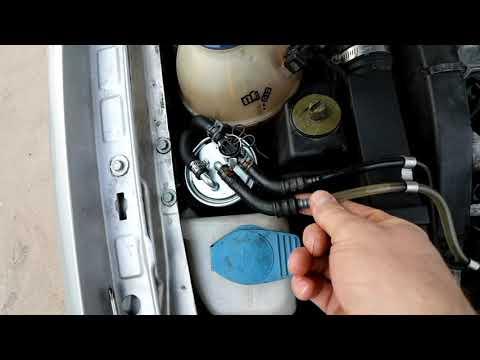 VW Golf MK4 1.9 TDI Losing Power While Driving