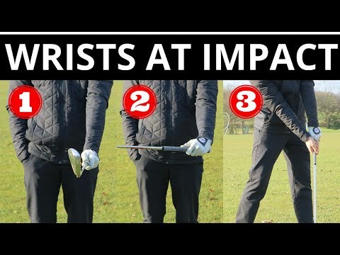 HOW TO USE YOUR WRISTS FOR A GREAT IMPACT EVERY TIME