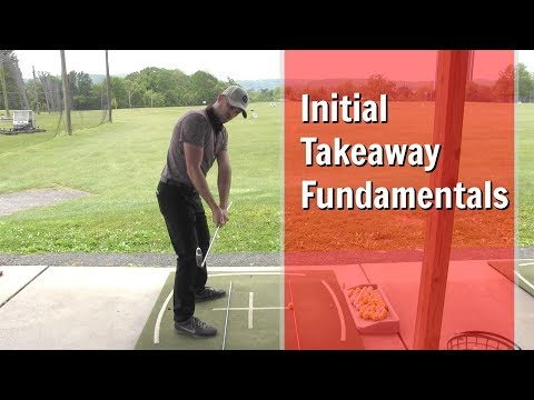 GOLF: Initial Takeaway Fundamentals