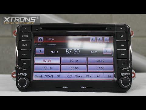 Xtrons PF73MTV   Xtrons Driving Entertainment System