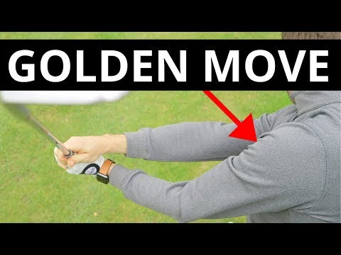 THE GOLDEN MOVE TO CONSISTENT PITCHING