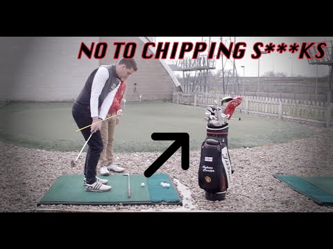 YouTube Golf – Anti- Shanks Chipping