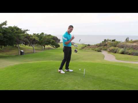 Stand taller to hit a draw – Gareth Johnston – Today's Golfer