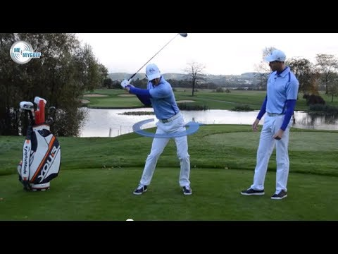 Golf Downswing Drill For Better Transition