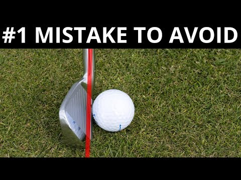 #1 MISTAKE TO AVOID IN THE GOLF SWING