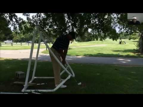 Golf swing plane: For Consistent contact and Compression