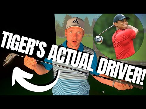 I GOT TIGER'S ACTUAL DRIVER!… BUT IS IT ANY BETTER THAN MINE?!