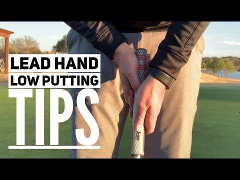 Should you try putting LEAD HAND LOW?