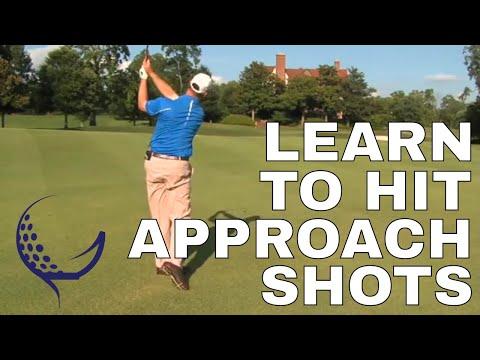 Golf Tips: Approach Shots w/ Jon Tattersall