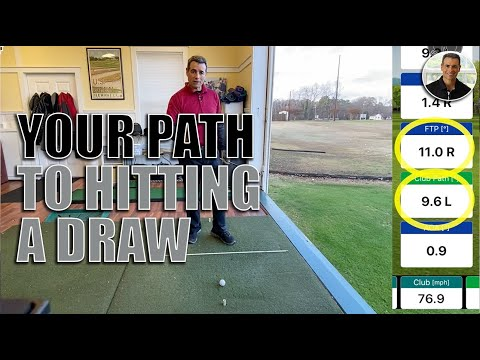 Your Path to Hitting a Draw with your Driver