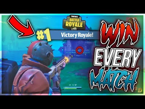 10 FORTNITE TIPS TO WIN EVERY GAME! Fortnite Beginner Tricks/Glitches To WIN VICTORY ROYALE!
