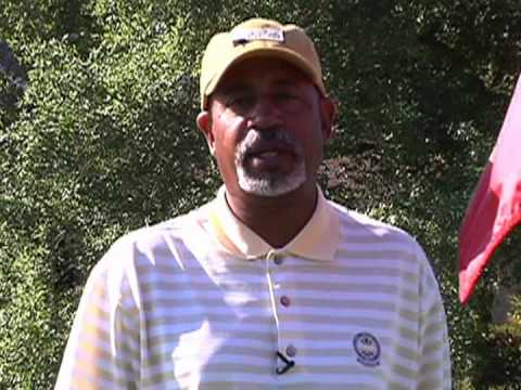 Golf Tips: Chipping. Richard Brown, PGA Professional. Quail Valley Golf Course.