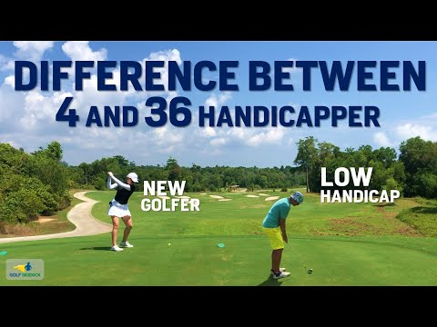 Difference Between New Golfer and Low Handicapper – Chipping & Putting Focus