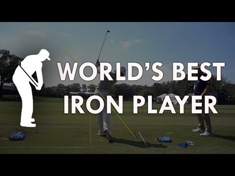Tommy Fleetwood Swing – Worlds best iron player! – Craig Hanson Golf.