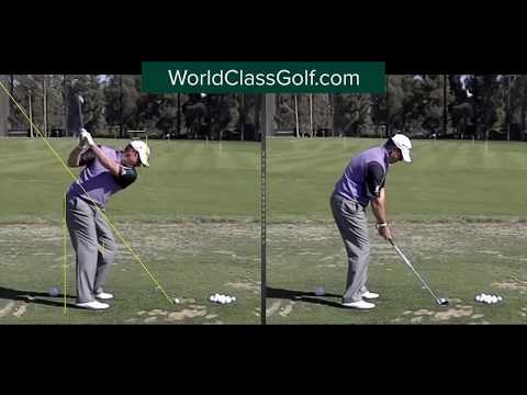 HOW TO SHALLOW YOUR SWING -Lee Westwood Swing – DEEP TO SHALLOW- Craig Hanson Golf