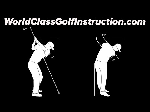 HOW TO SHALLOW YOUR GOLF SWING – GOLF SWING TO STEEP? – Craig Hanson Golf