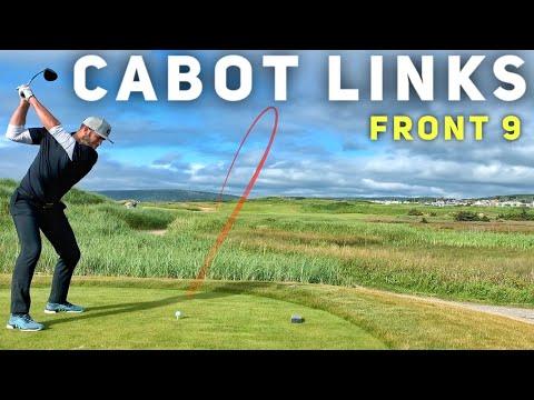 Shooting Under Par at Cabot Links | Front 9