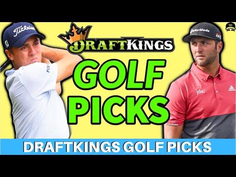 DRAFTKINGS GOLF PICKS Sentry Tour of Champions PICKS   Fantasy Golf Picks