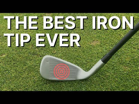 THE BEST IRON TIP EVER – LEARN TO COMPRESS YOUR IRONS